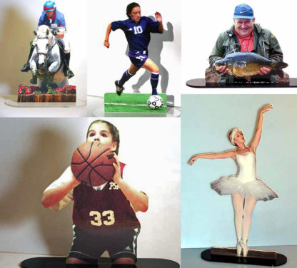 Photo sculpture personnalisée avec agda photo