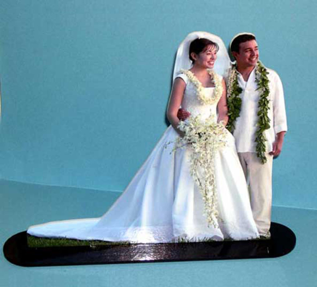 Photo sculpture mariage avec agda photo