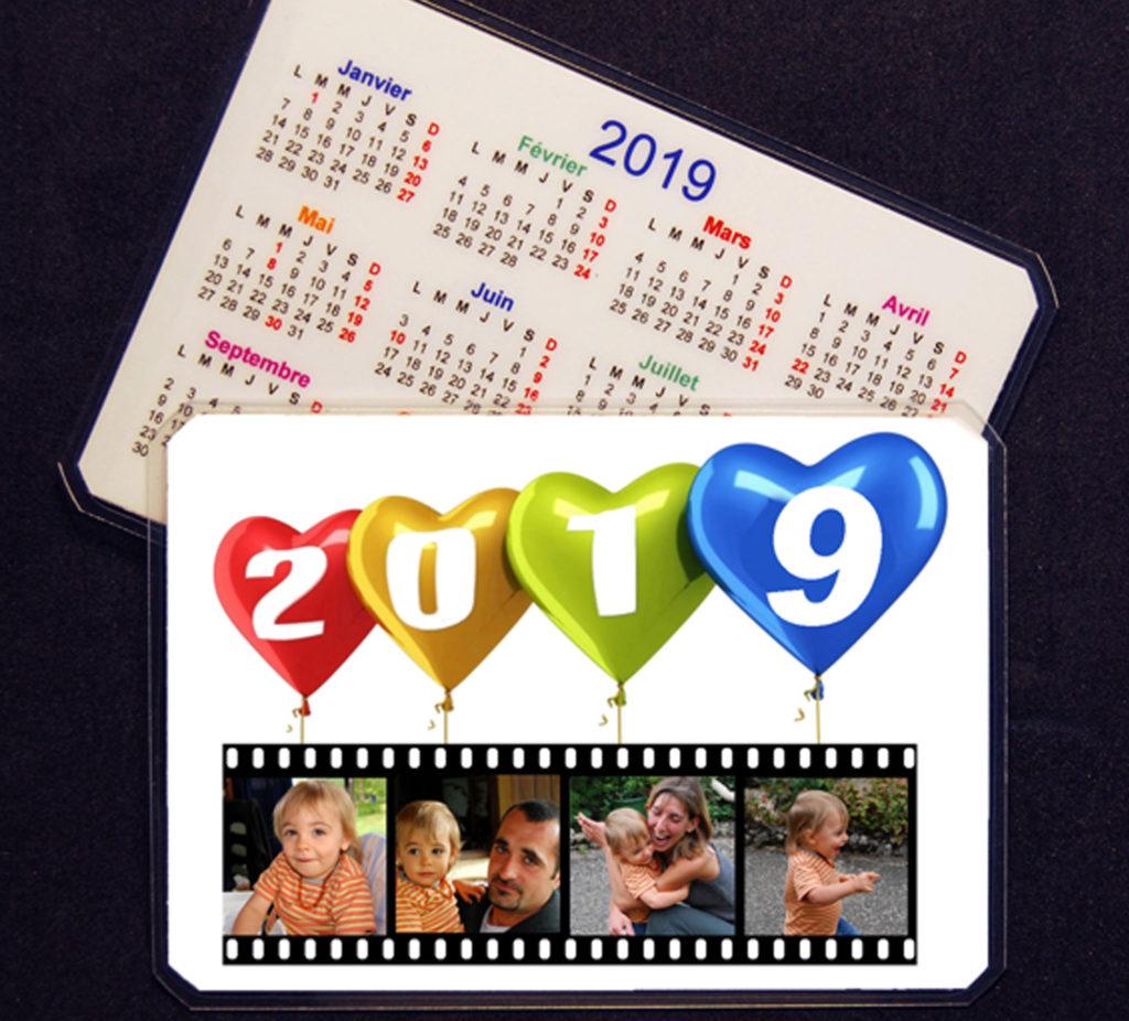 calendrier de poche personnalisé photo agda photo