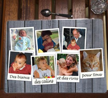 Set de table pele mele photos agda photo