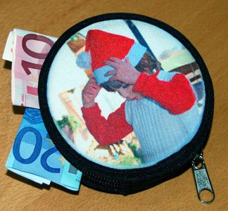 Porte-monnaie photo personnalisé agda photo