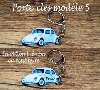 Porte-clés coccinelle modele 5 agda photo