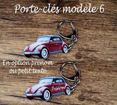 Porte-clés volkswagen agda photo modèle 6