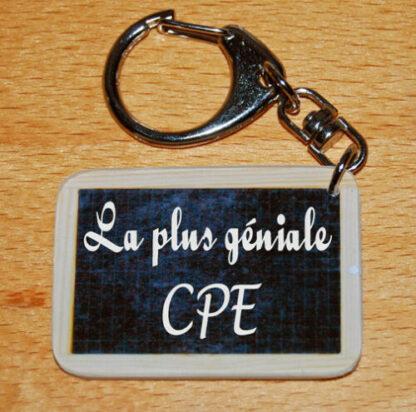 Porte-clés la plus géniale cpe à offrir fin année scolaire avec agda photo